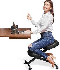 la mejor silla ergonomica de rodillas